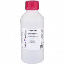 122666.1211 Sodium Hydroxyde solution 32% p/v  1000 mL Pour analyses 1310-73-2