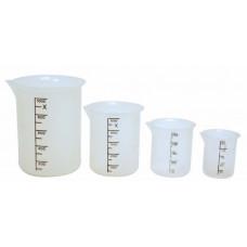 4150/0250 : Bécher Polypropylène 250 ml