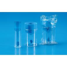 BGQ042  Récipient potr fèces stérile 60 mL (400 pcs) Kartell